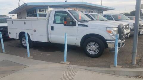 2012 Ford F-350 Super Duty for sale at S & S Auto Sales in La  Habra CA