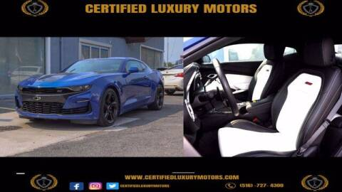 2019 Chevrolet Camaro for sale at Certified Luxury Motors in Great Neck NY