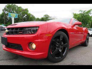 2010 Chevrolet Camaro for sale at Rockland Automall - Rockland Motors in West Nyack NY