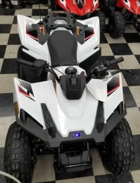 2021 Polaris OUTLAW 70 for sale at Irv Thomas Honda Suzuki Polaris in Corpus Christi TX