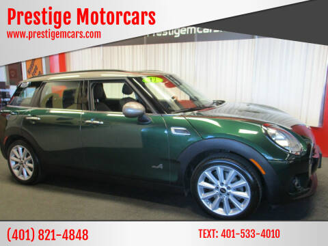 2017 MINI Clubman for sale at Prestige Motorcars in Warwick RI