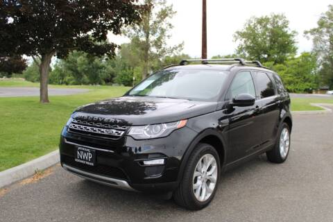 2015 Land Rover Discovery Sport for sale at Northwest Premier Auto Sales in West Richland And Kennewick WA
