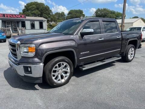 2015 GMC Sierra 1500 for sale at Modern Automotive in Boiling Springs SC