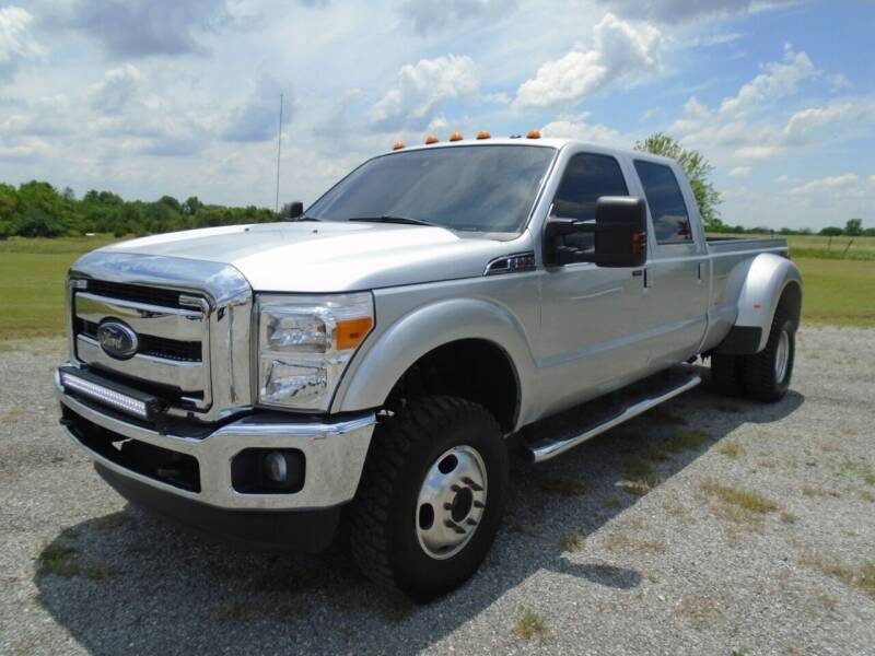 2013 Ford F-350 Super Duty for sale at Truck World in Augusta KS