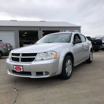 2010 Dodge Avenger for sale at UNITED AUTO INC in South Sioux City NE