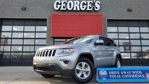 2014 Jeep Grand Cherokee for sale at George's Used Cars - Pennsylvania & Allen in Brownstown MI