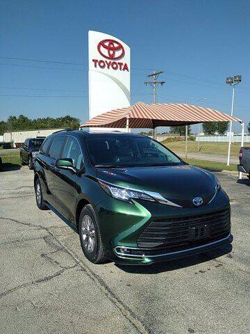 2022 Toyota Sienna for sale at Quality Toyota - NEW in Independence MO