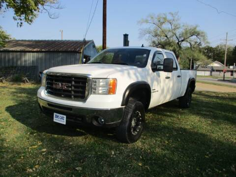 2009 GMC Sierra 2500HD for sale at Dons Carz in Topeka KS