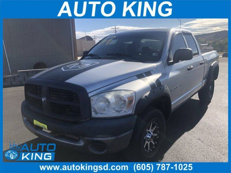2007 Dodge Ram Pickup 1500 for sale at Auto King in Rapid City SD