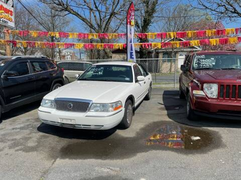 2003 Mercury Grand Marquis for sale at Chambers Auto Sales LLC in Trenton NJ