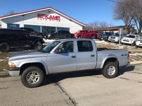 2004 Dodge Dakota for sale at Efkamp Auto Sales LLC in Des Moines IA