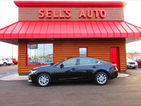 2015 Mazda MAZDA6 for sale at Sells Auto INC in Saint Cloud MN