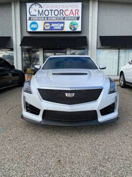 2019 Cadillac CTS-V for sale at Grand Rapids Motorcar in Grand Rapids MI