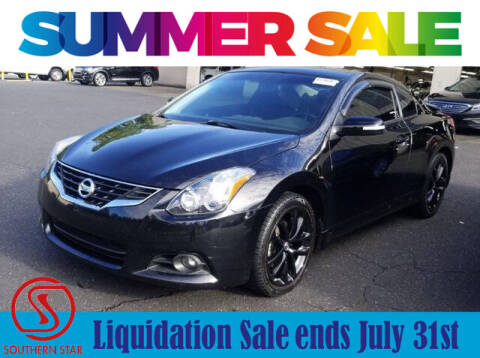 2012 Nissan Altima for sale at Southern Star Automotive, Inc. in Duluth GA