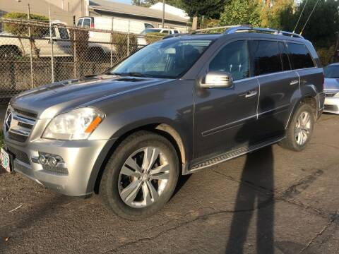 2011 Mercedes-Benz GL-Class for sale at Chuck Wise Motors in Portland OR