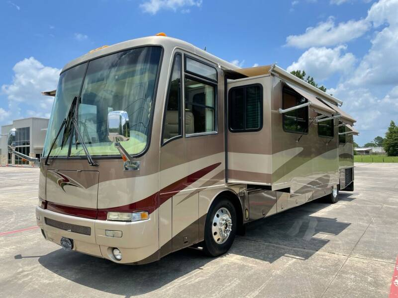 2003 Newmar Mountain Aire 40' 400hp Diesel for sale at Top Choice RV in Spring TX