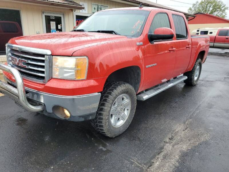2011 GMC Sierra 1500 for sale at Bailey Family Auto Sales in Lincoln AR