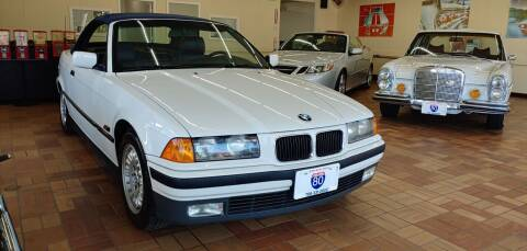 1995 BMW 3 Series for sale at I-80 Auto Sales in Hazel Crest IL