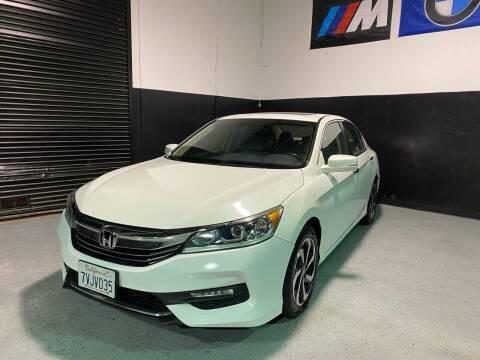 2016 Honda Accord for sale at LG Auto Sales in Rancho Cordova CA