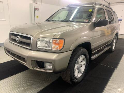 2003 Nissan Pathfinder for sale at TOWNE AUTO BROKERS in Virginia Beach VA
