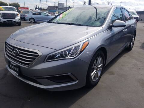 2017 Hyundai Sonata for sale at 5 Star Auto Sales in Modesto CA