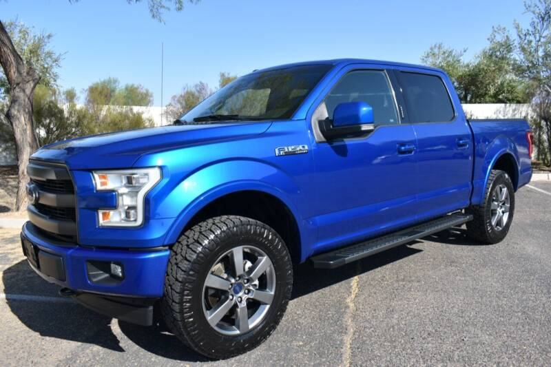2017 Ford F-150 for sale at AMERICAN LEASING & SALES in Tempe AZ