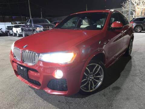 2016 BMW X4 for sale at EUROPEAN AUTO EXPO in Lodi NJ