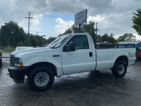 2003 Ford F-250 Super Duty for sale at Dave-O Motor Co. in Haltom City TX