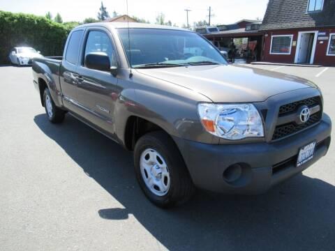 2011 Toyota Tacoma for sale at Tonys Toys and Trucks in Santa Rosa CA