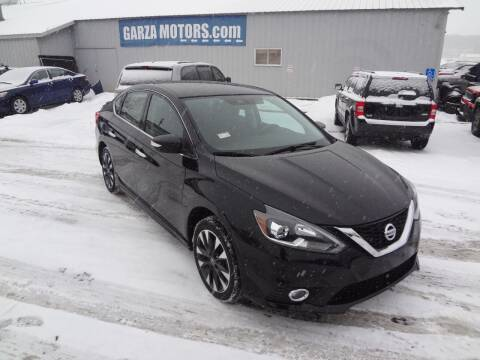 2016 Nissan Sentra for sale at Garza Motors in Shakopee MN