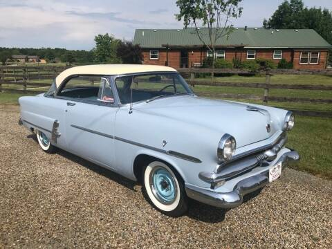 1953 Ford VICTORIA for sale at 500 CLASSIC AUTO SALES in Knightstown IN