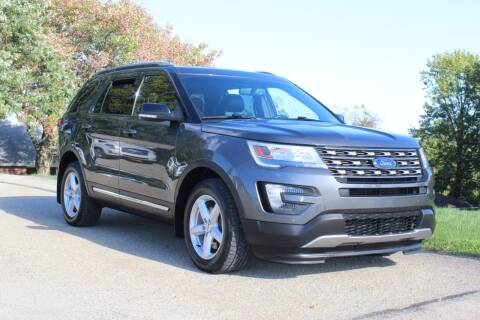 2016 Ford Explorer for sale at Harrison Auto Sales in Irwin PA