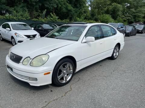 2001 Lexus GS 430 for sale at Dream Auto Group in Dumfries VA