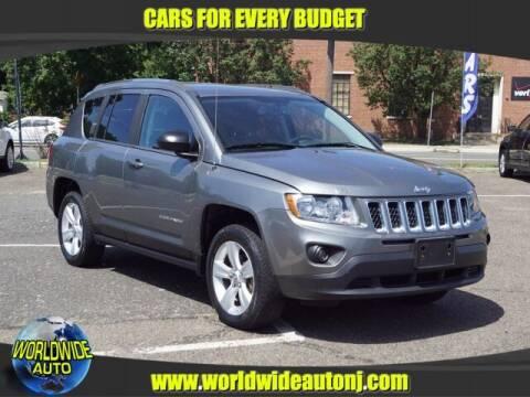 2013 Jeep Compass for sale at Worldwide Auto in Hamilton NJ