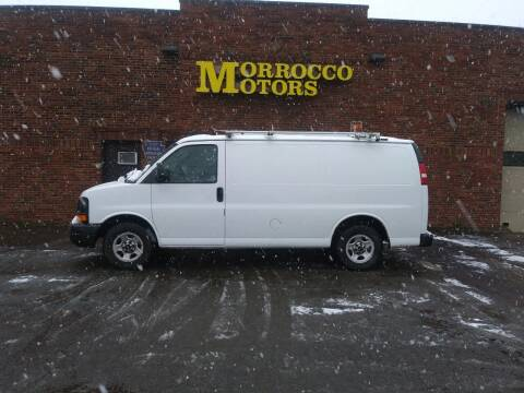 2005 GMC Savana Cargo for sale at Morrocco Motors in Erie PA