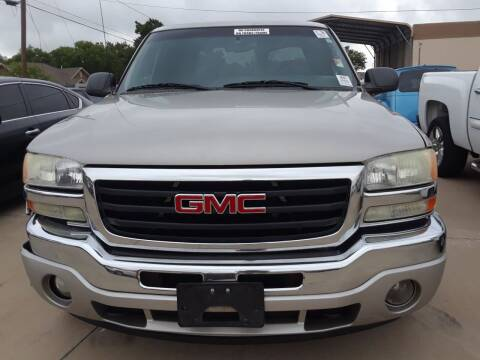 2005 GMC Sierra 1500 for sale at Auto Haus Imports in Grand Prairie TX
