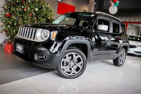 2017 Jeep Renegade for sale at Quality Auto Center in Springfield NJ