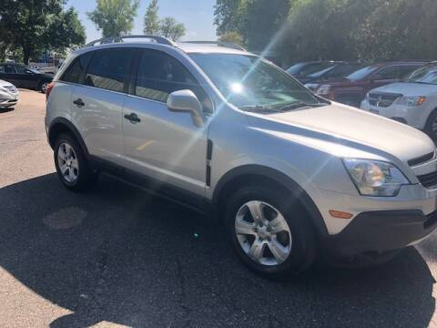 2014 Chevrolet Captiva Sport for sale at AM Auto Sales in Forest Lake MN