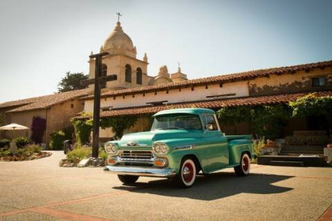 1958 Chevrolet 3100 for sale at Classic Car Deals in Cadillac MI
