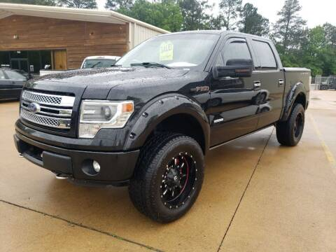 2013 Ford F-150 for sale at Crossroads Outdoor in Corinth MS