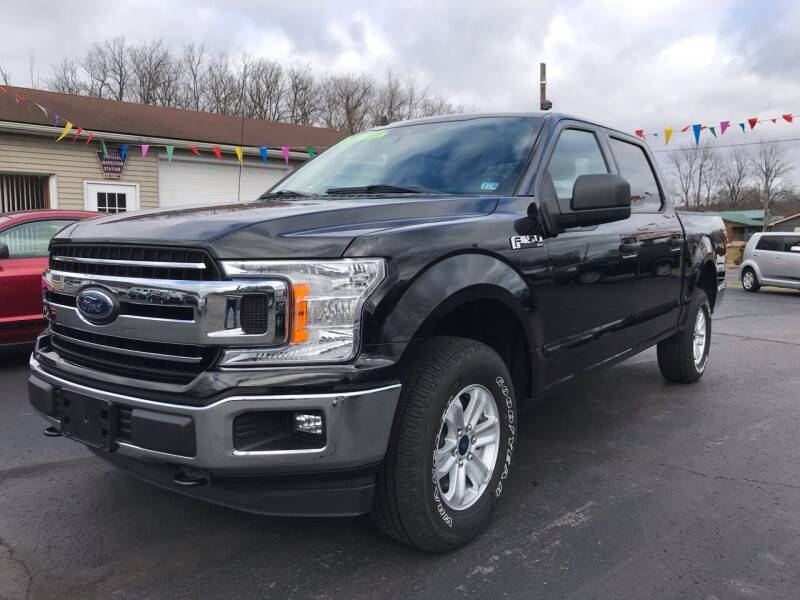 2019 Ford F-150 for sale at Baker Auto Sales in Northumberland PA
