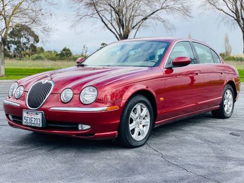 2003 Jaguar S-Type for sale at Silmi Auto Sales in Newark CA