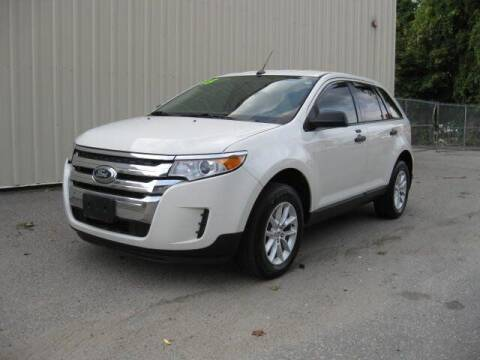 2013 Ford Edge for sale at Jareks Auto Sales in Lowell MA