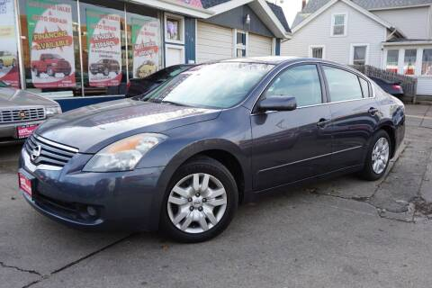 2009 Nissan Altima for sale at Cass Auto Sales Inc in Joliet IL