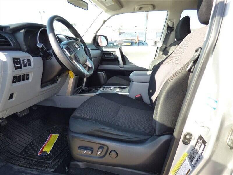 2012 Toyota 4Runner 4x2 SR5 4dr SUV - San Diego CA