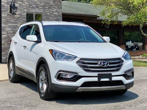 2017 Hyundai Santa Fe Sport for sale at Griffith Auto Sales in Home PA