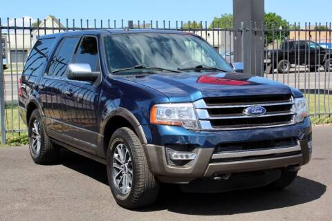 2015 Ford Expedition for sale at Avanesyan Motors in Orem UT