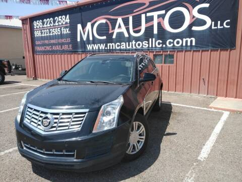 2014 Cadillac SRX for sale at MC Autos LLC in Pharr TX