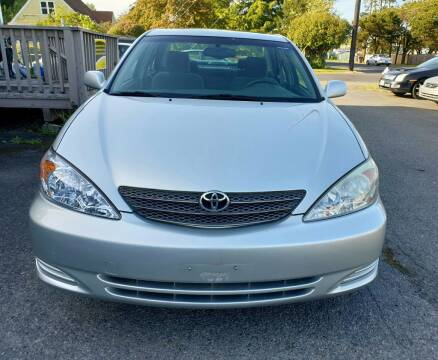 2004 Toyota Camry for sale at Life Auto Sales in Tacoma WA