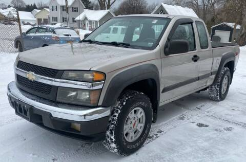 2006 Chevrolet Colorado for sale at Select Auto Brokers in Webster NY